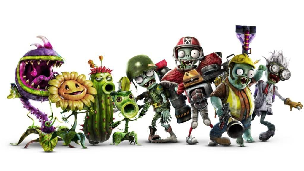 Plants vs. Zombies Garden Warfare 2 - 2016