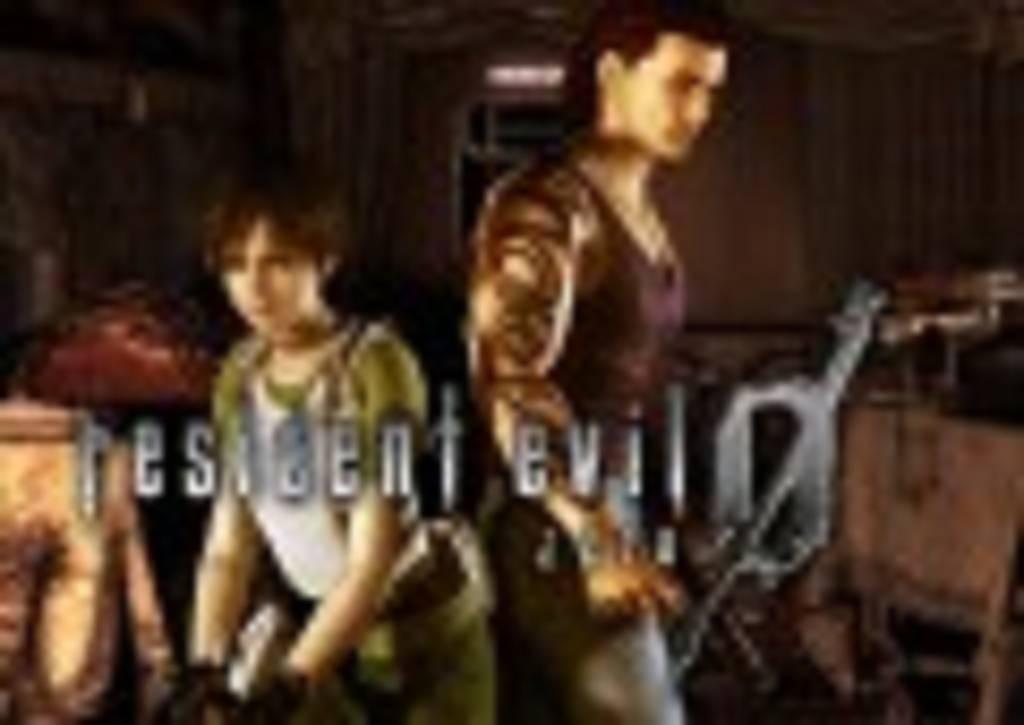 Resident Evil Zero 2016