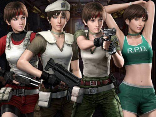 Resident Evil Zero DLC