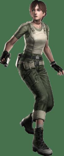 Resident Evil Zero Rebecca Chambers