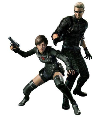 Resident Evil Zero Wesker Mode