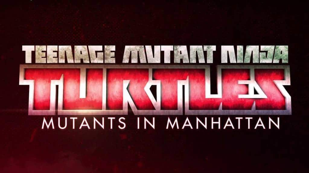 Teenage Mutant Ninja Turtles - Mutants in Manhattan PS4 2016