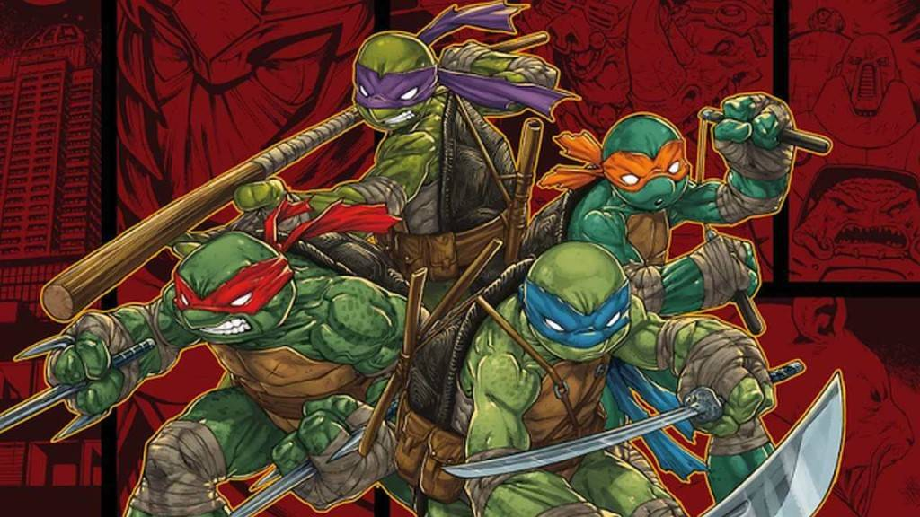 Teenage Mutant Ninja Turtles - Mutants in Manhattan PS4 2016 Bild 2