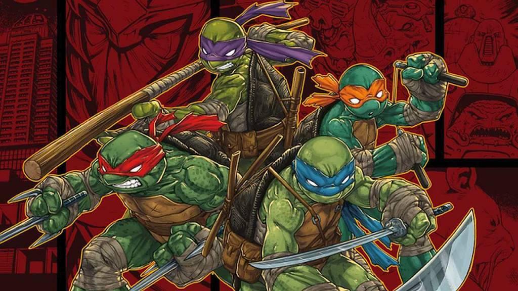Teenage Mutant Ninja Turtles - Mutants in Manhattan PS4 2016 Bild 2