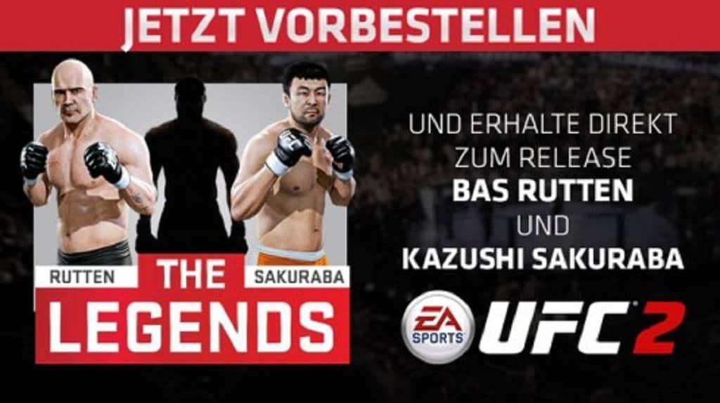 UFC Vorbesteller