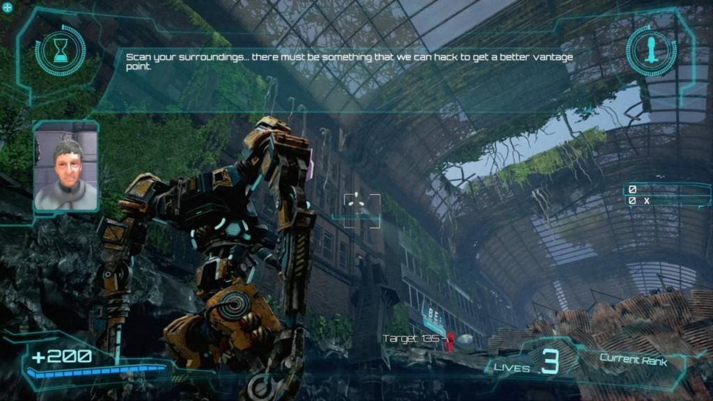 Beyond Flesh and Blood PS4 2016 Bild 2
