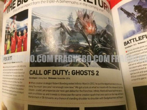COD Ghosts 2