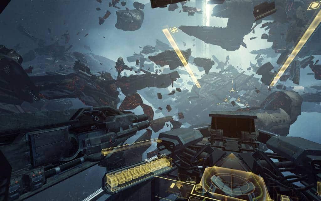 EVE Valkyrie 2016 PS4 Bild 2