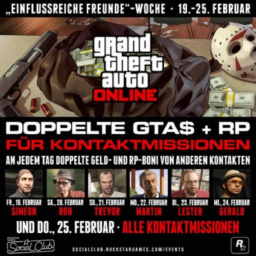 GTA 5 Online Doppel RP