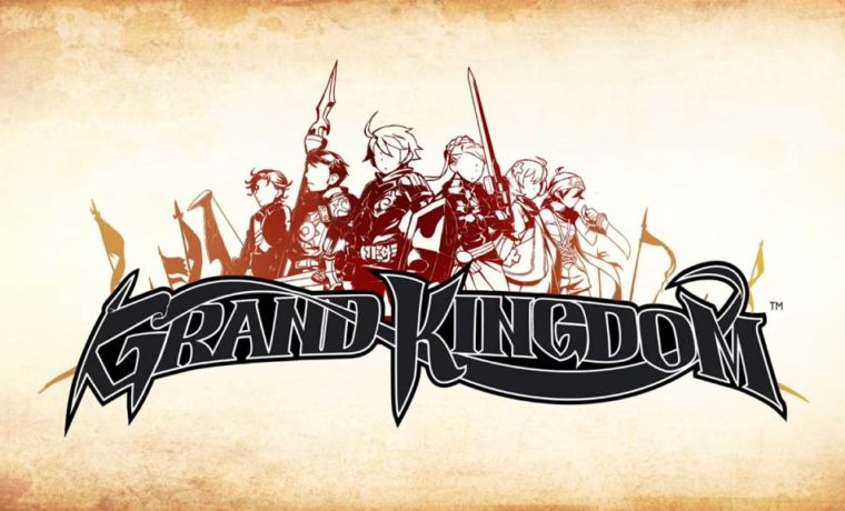 Grand Kingdom PS4 2016