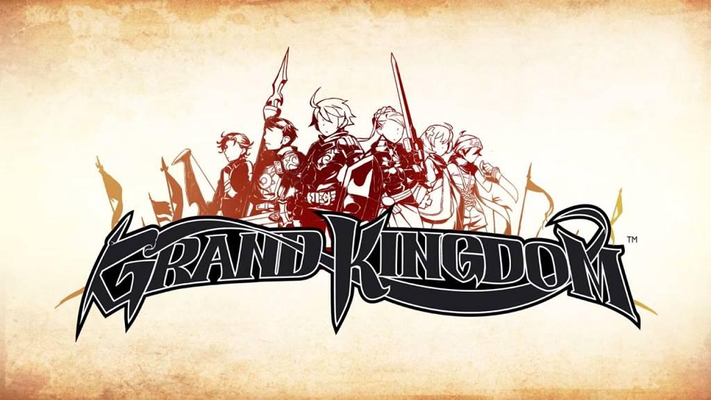 Grand Kingdom PS4 2016
