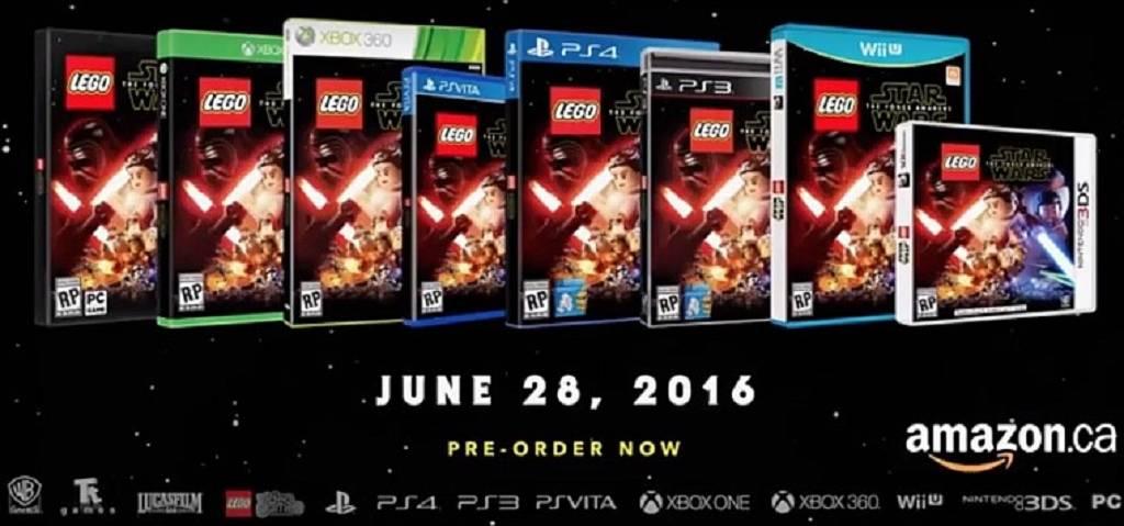 LEGO - STAR WARS FORCE AWAKENS Leak-Box