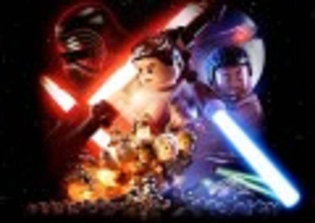 LEGO Star Wars The Force Awakens PS4 2016 Bild 2