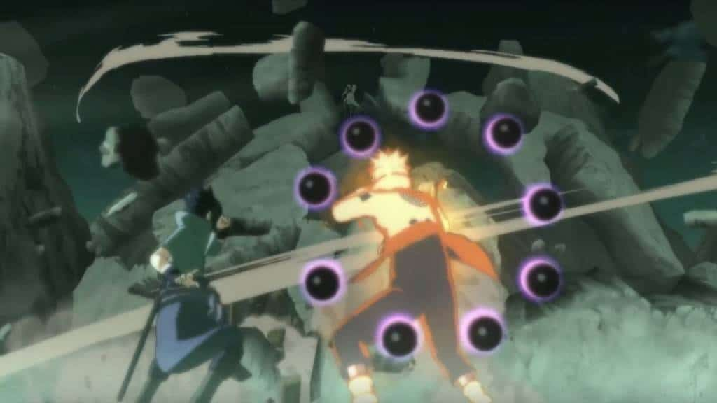 NARUTO SHIPPUDEN Ultimate Ninja STORM 4 - Screenshot PS4 2016 Bild (5)