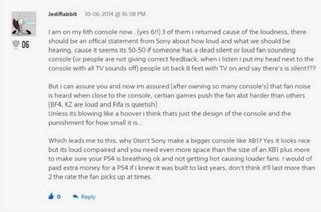 PlayStation Forum Troll.