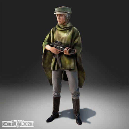 Star Wars Battlefront Community Endor Outfit