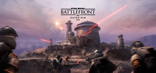 Star Wars Battlefront Outer Rim DLC