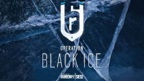 Tom Clancy's Rainbow Six Siege - Operation Black Ice PS4 2016 DLC