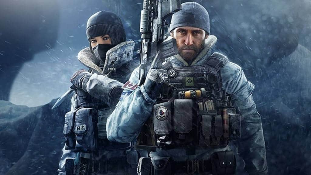 Tom Clancy's Rainbow Six Siege - Operation Black Ice PS4 2016 DLC Bild 2