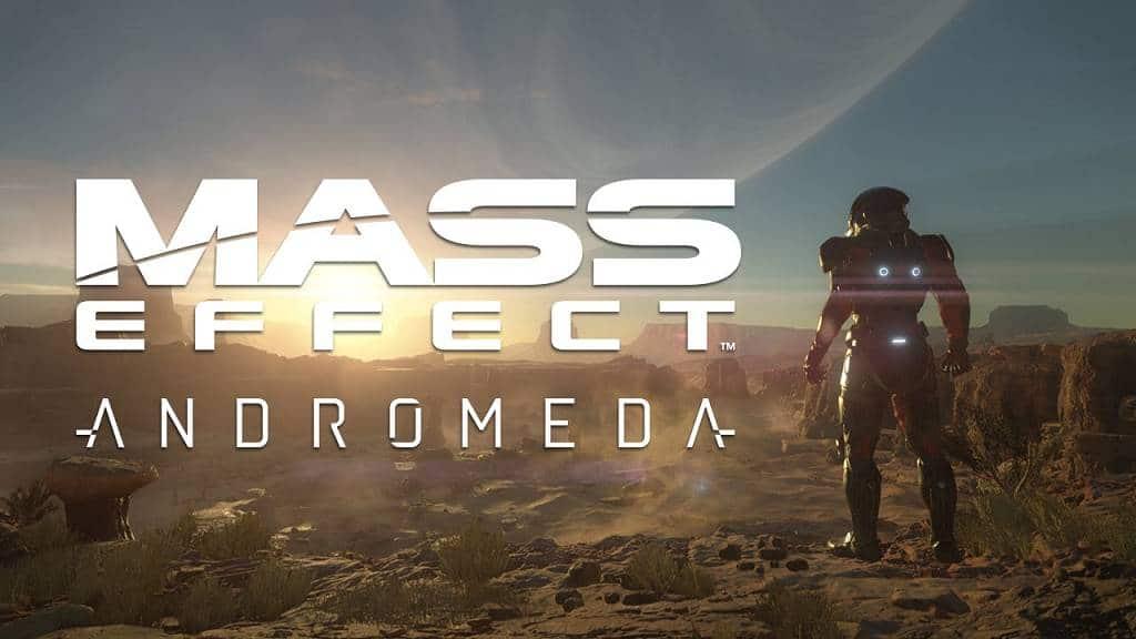 Mass Effect: Andromeda ab sofort für PlayStation 4 erhältlich