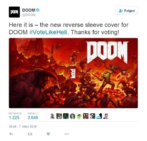 Doom alternatives Cover