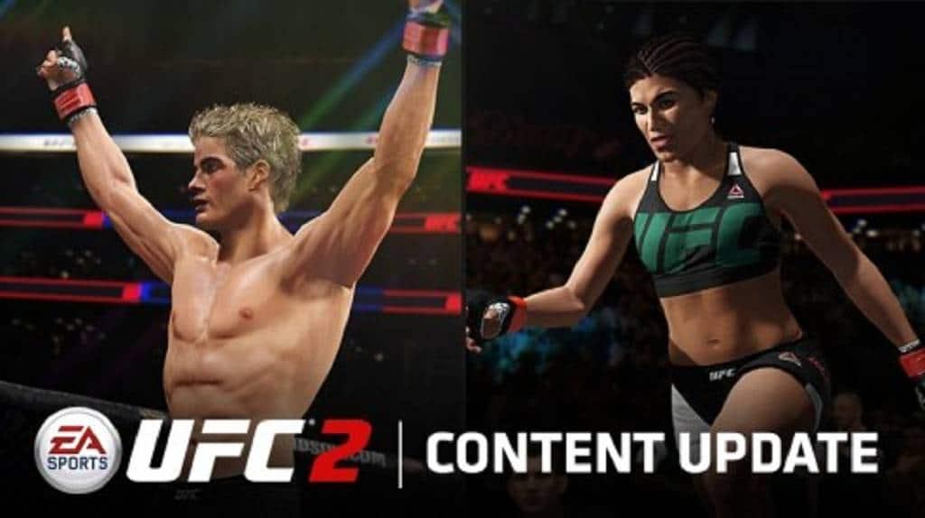 EA Sports UFC 2 Content Update
