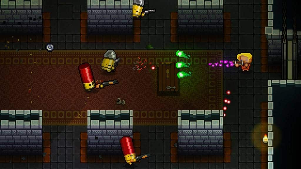Enter the Gungeon PS4 2016 Bild 2