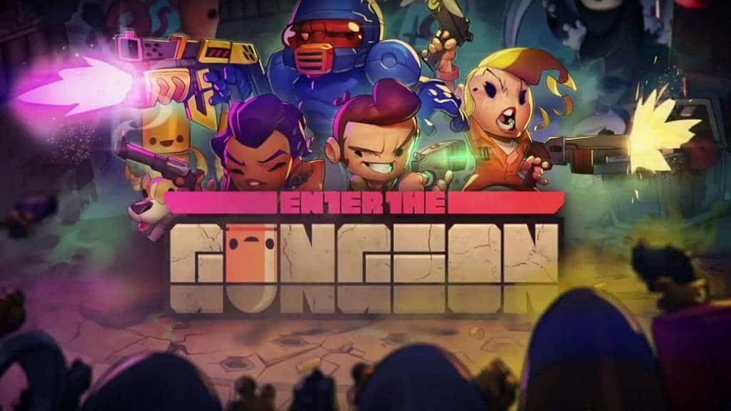 enter the gungeon download zip