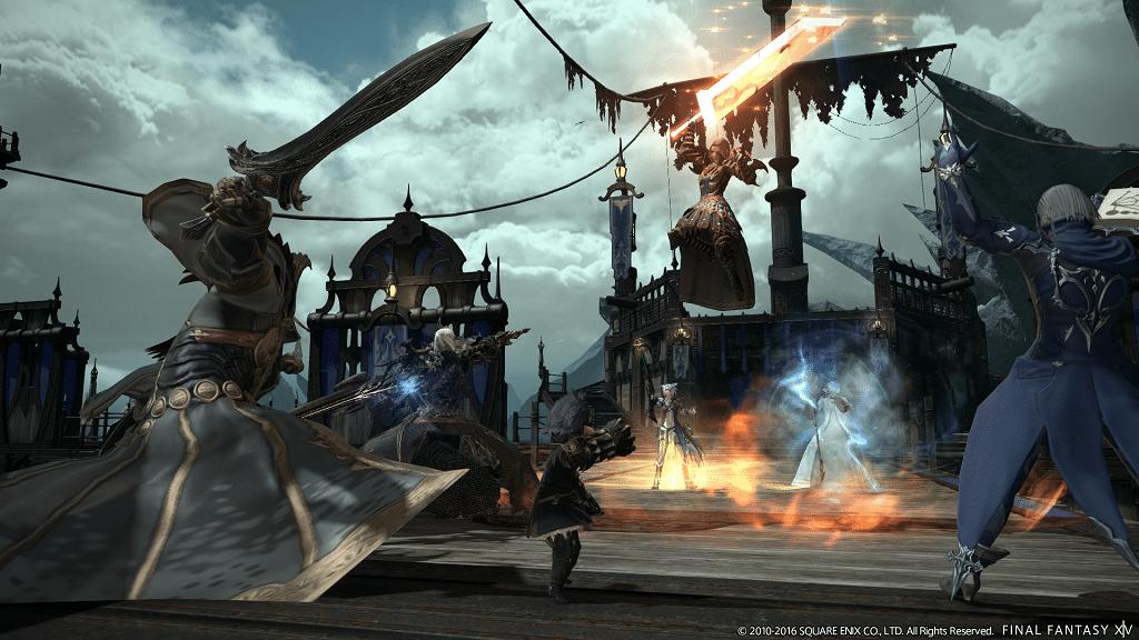 FINAL FANTASY XIV- Heavensward (4)