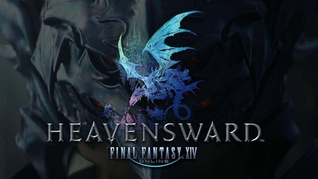 FINAL FANTASY XIV PS4 2016