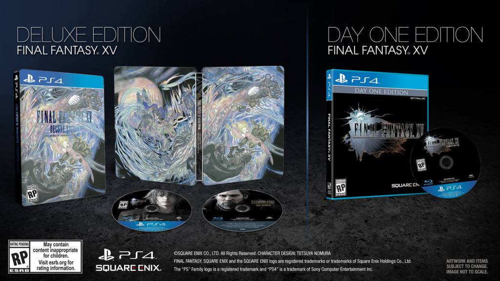 Final Fantasy XV Special Edition PS4 (1)