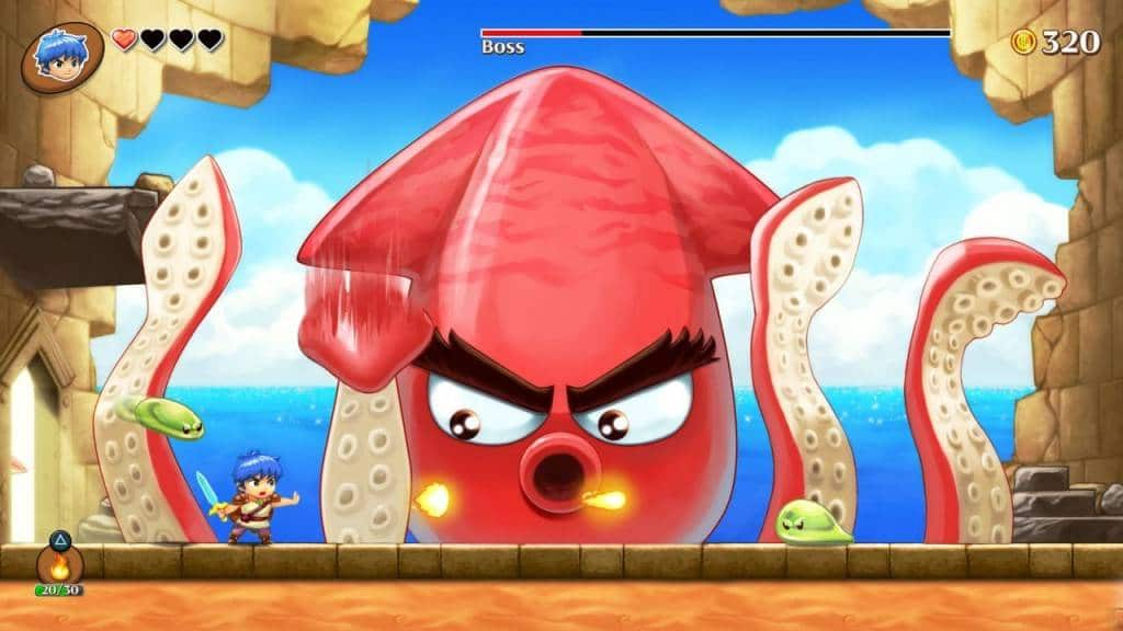 Monster Boy 2016 PS4 (3)