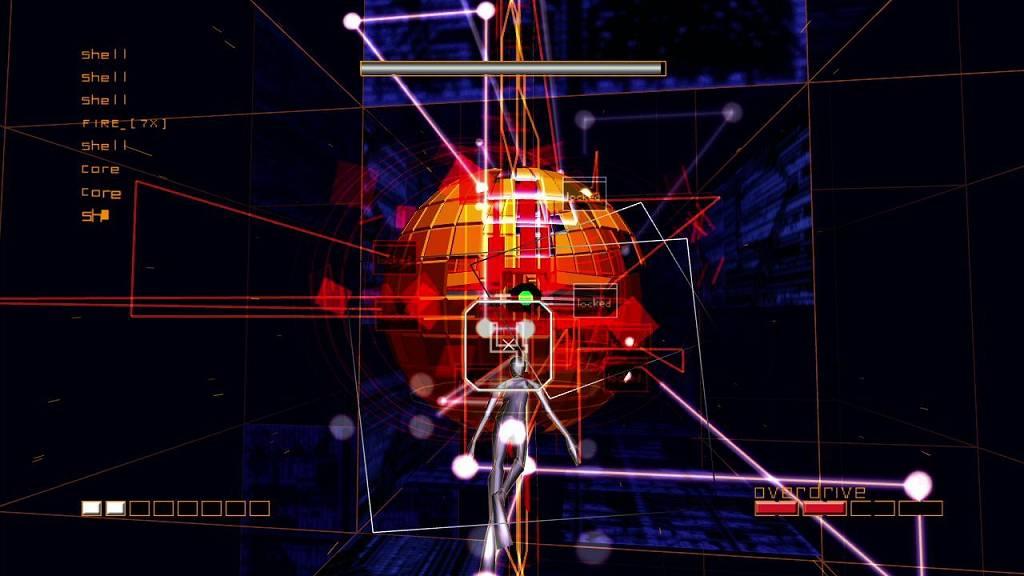 Rez Infinite PS4 2016 Bild2
