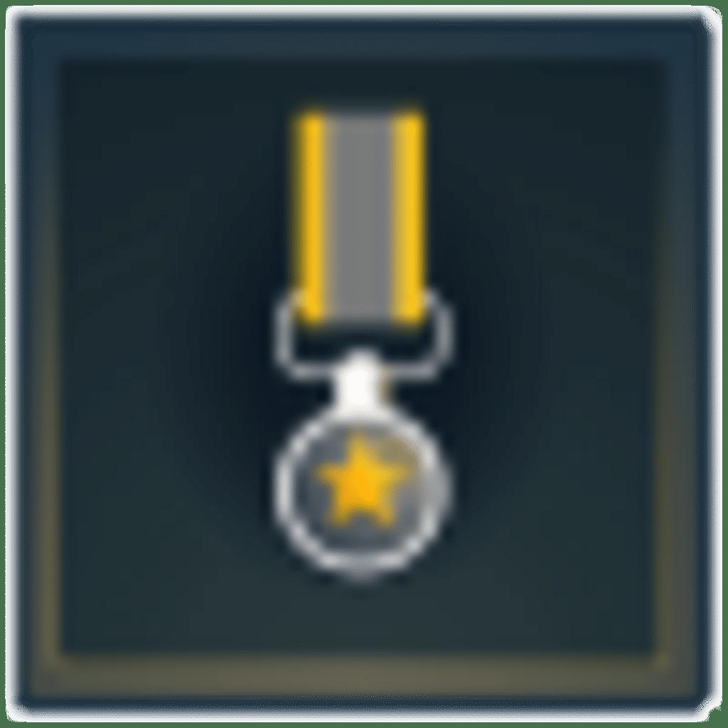 Siege Trophäe 18