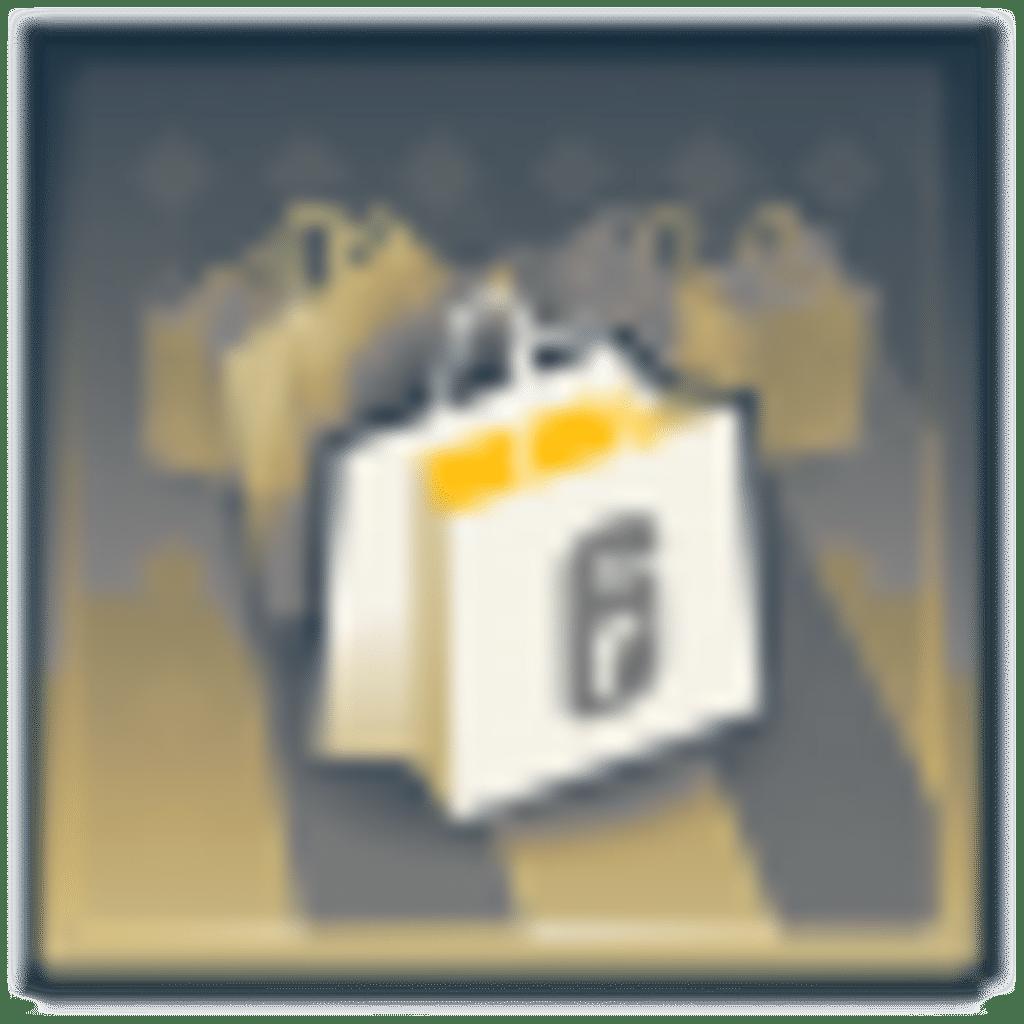 Siege Trophäe 25