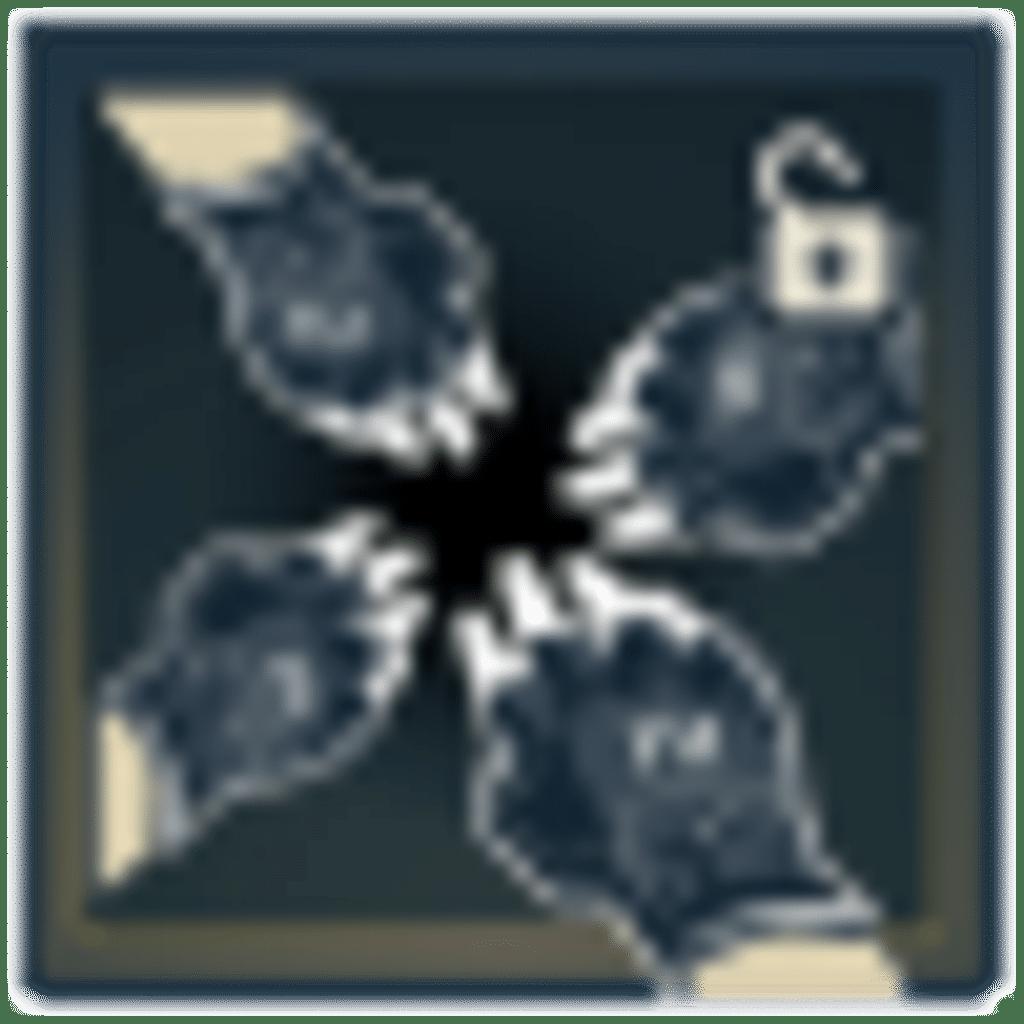 Six Trophäen 3
