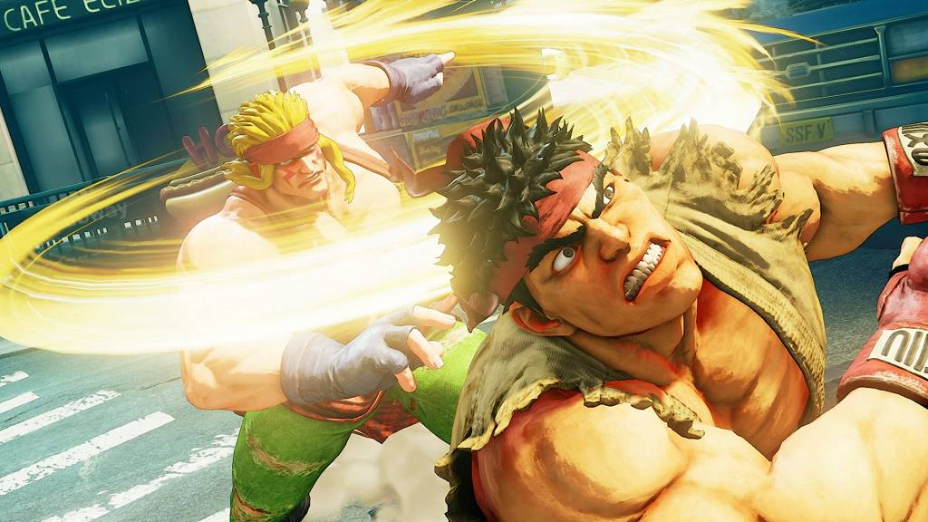 Street Fighter 5: Arcade Edition angekündigt