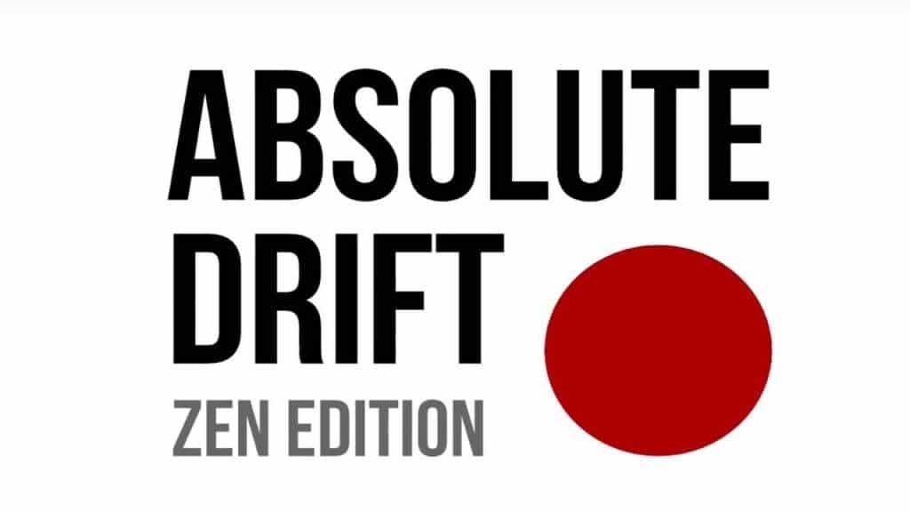 Absolute Drift Zen Edition PS4 2016 Bild (1)