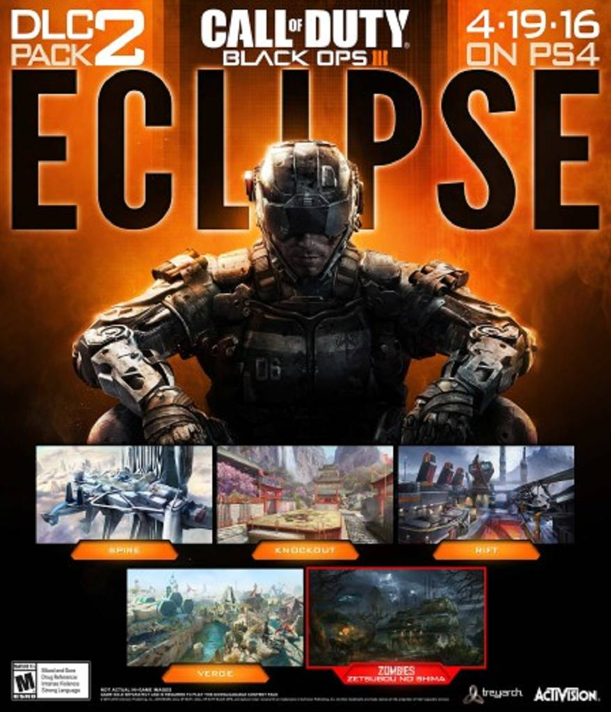 Black ops 3 DLC2Eclipse