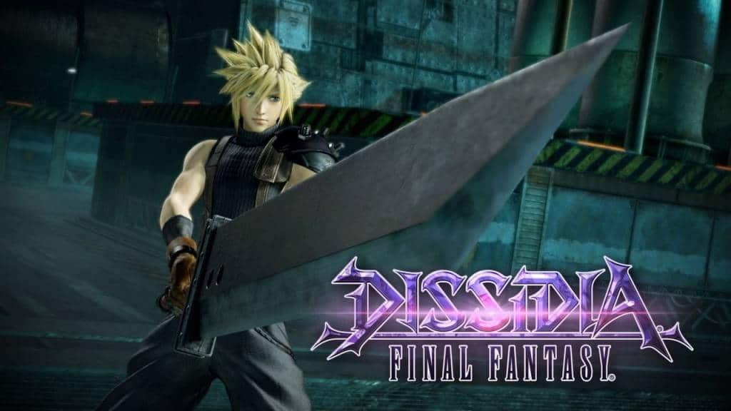 DISSIDIA FINAL FANTASY PS4 2016 New (1)