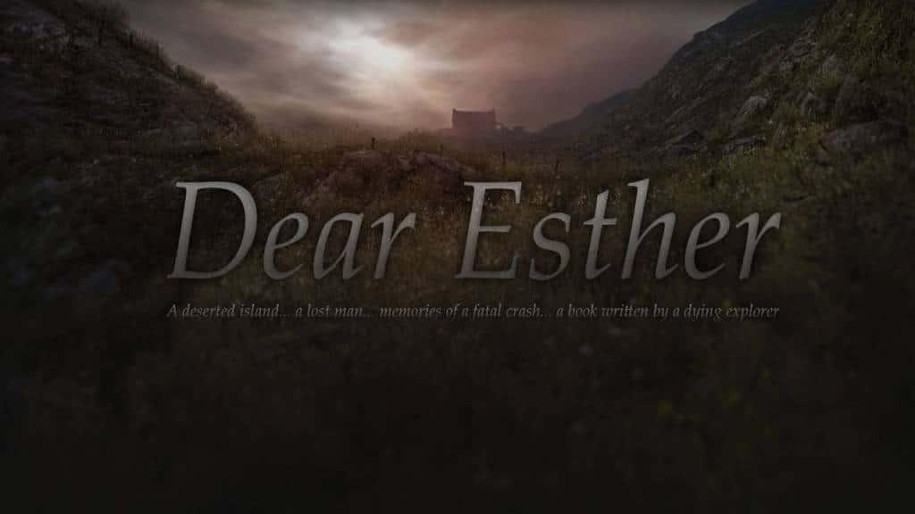 Dear Esther 2016 PS4 Bild 1