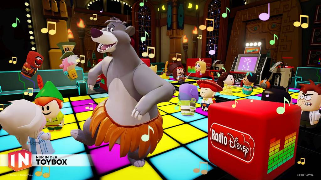 Disney Infinity 3.0 - Toy Box_Balu_4