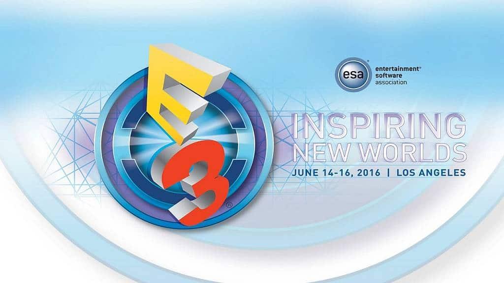 E3 2016 PS4 Logo