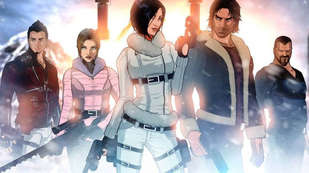 Fear Effect Sedna PS4 2016 (1)