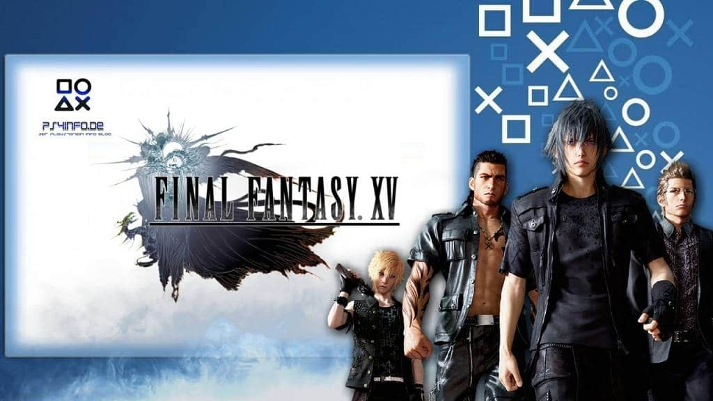 Final Fantasy XV Fan Song 2