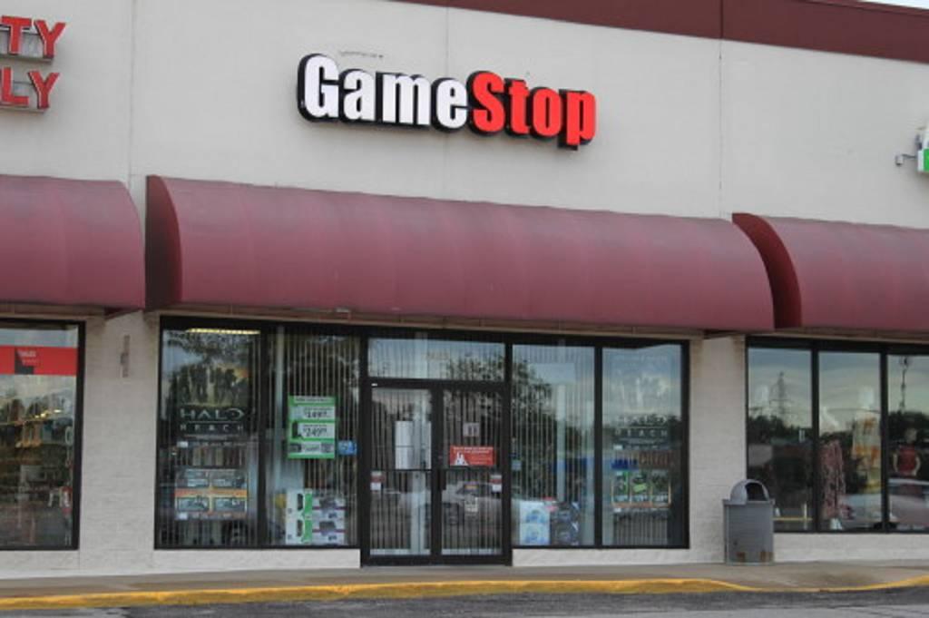 Gamestop_Geschäft