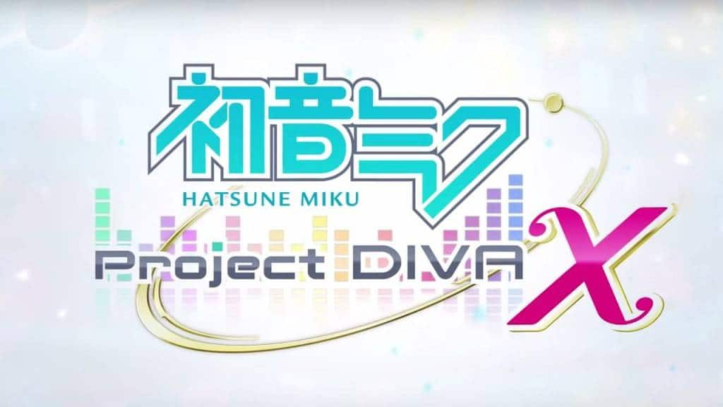 Hatsune Miku - Project Diva X PS4 2016 Bild 1