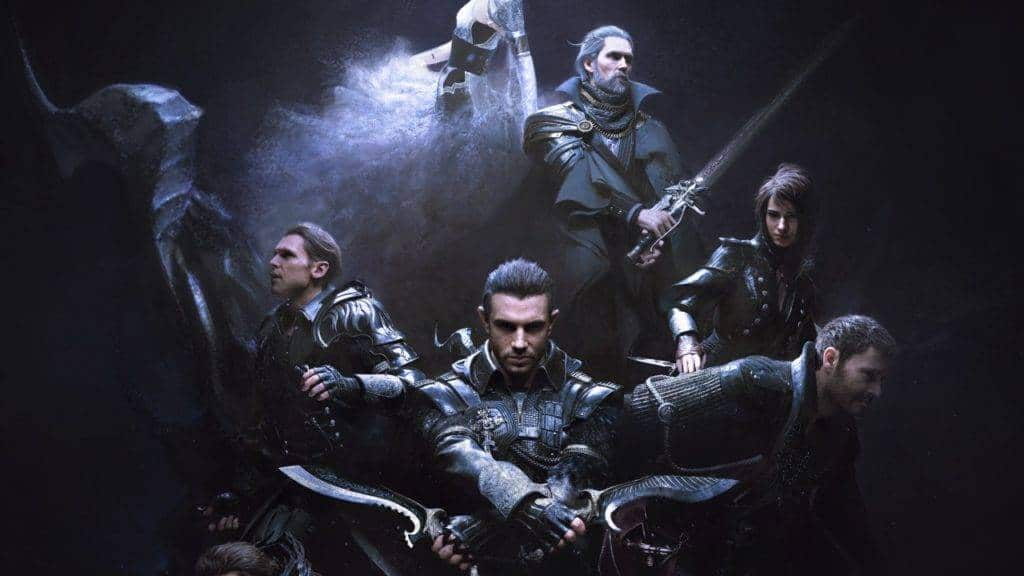 KINGSGLAIVE FINAL FANTASY XV PS4 2016 (1)