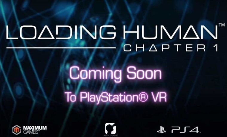 Loading Human PS4 2016 Bild 1