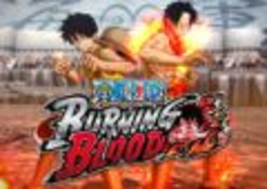 One Piece Burning Blood PS4 2016 New